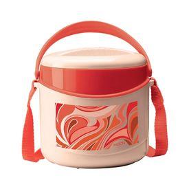 econa 2 cont - Milton - Insulated Plastic - Hot food Tiffin