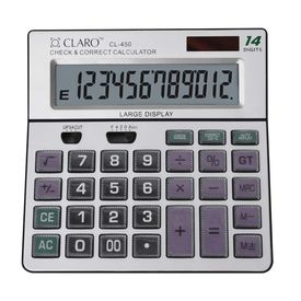 calculator cl 450 - Claro - Plastic - College