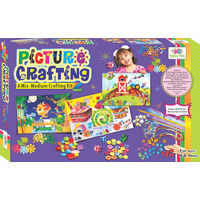 Picture Crafting A Mix- Medium Crafting Kit Art & Craft Toys