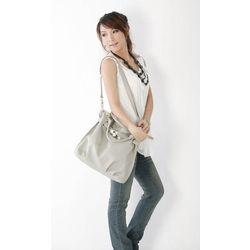 Fashion handbag, White