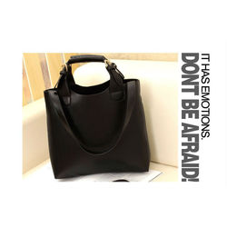 Fashion Handbag, Black