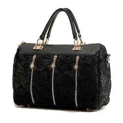 Fame handbag, Black