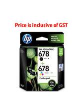HP 678 LOS24AA Combo Ink Cartridge Pack