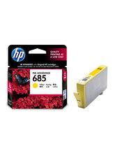 HP 685 CZ124AA Yellow Ink Cartridge