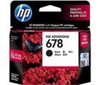 HP 678 CZ107AA Black Ink Cartridge