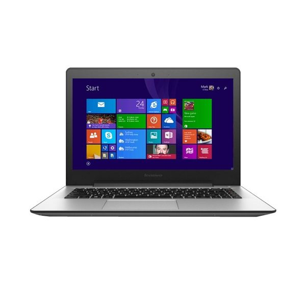 Lenovo U41-70 Notebook (80JV00CDIN) (5th Gen- Ci7/ 4GB RAM/ 1TB+ 8GB SSD/ Win 8.1/ 2GB Graphics),  silver