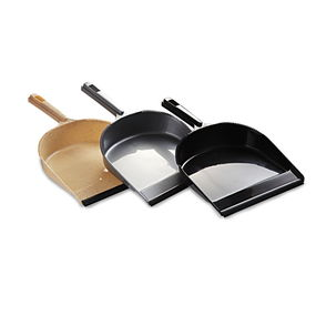 Strong & Durable Dust Pan - Set Of 3, multi color