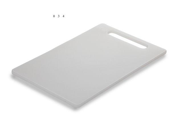 Chopping Board 30.6X20.6X0.75 Cm,  blue