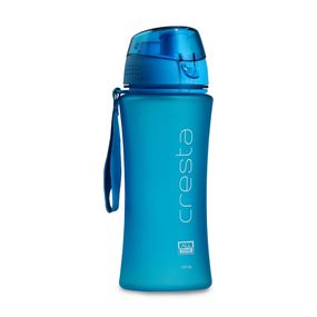 Cresta Sports Outdoor Polycarbonate Water Bottle, 480 ml,  blue