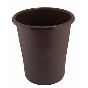 Frosty Dust Bin 5.5 Ltr,  brown