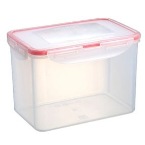 Lock And Safe Container, 2500 Ml,  transparent