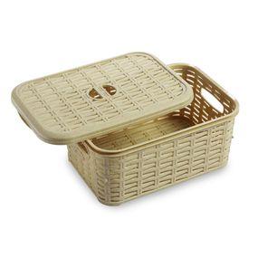 CRESTA BOX 6 LTR, beige