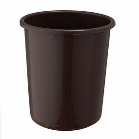 Waste Paper Basket, 7000 ml,  brown
