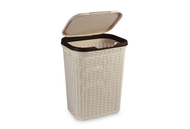 Cresta Basket 50 Ltr, cream