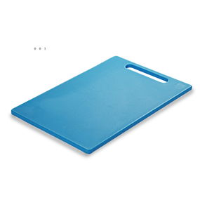 Chopping Board, 41Cm,  blue