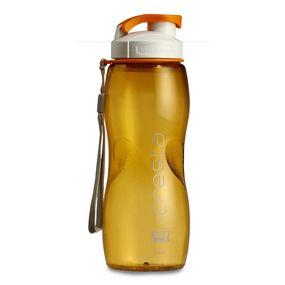 Cresta Sports Travel Polycarbonate Water Bottle, 750 ml,  orange