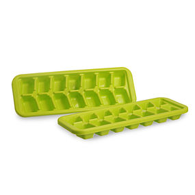 Cool Ice Cube Tray Set of 2,  green