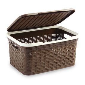 Cresta Box 27 Ltr, brown