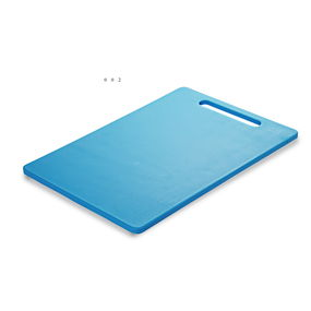 Chopping Board 37x25x1 cm,  blue