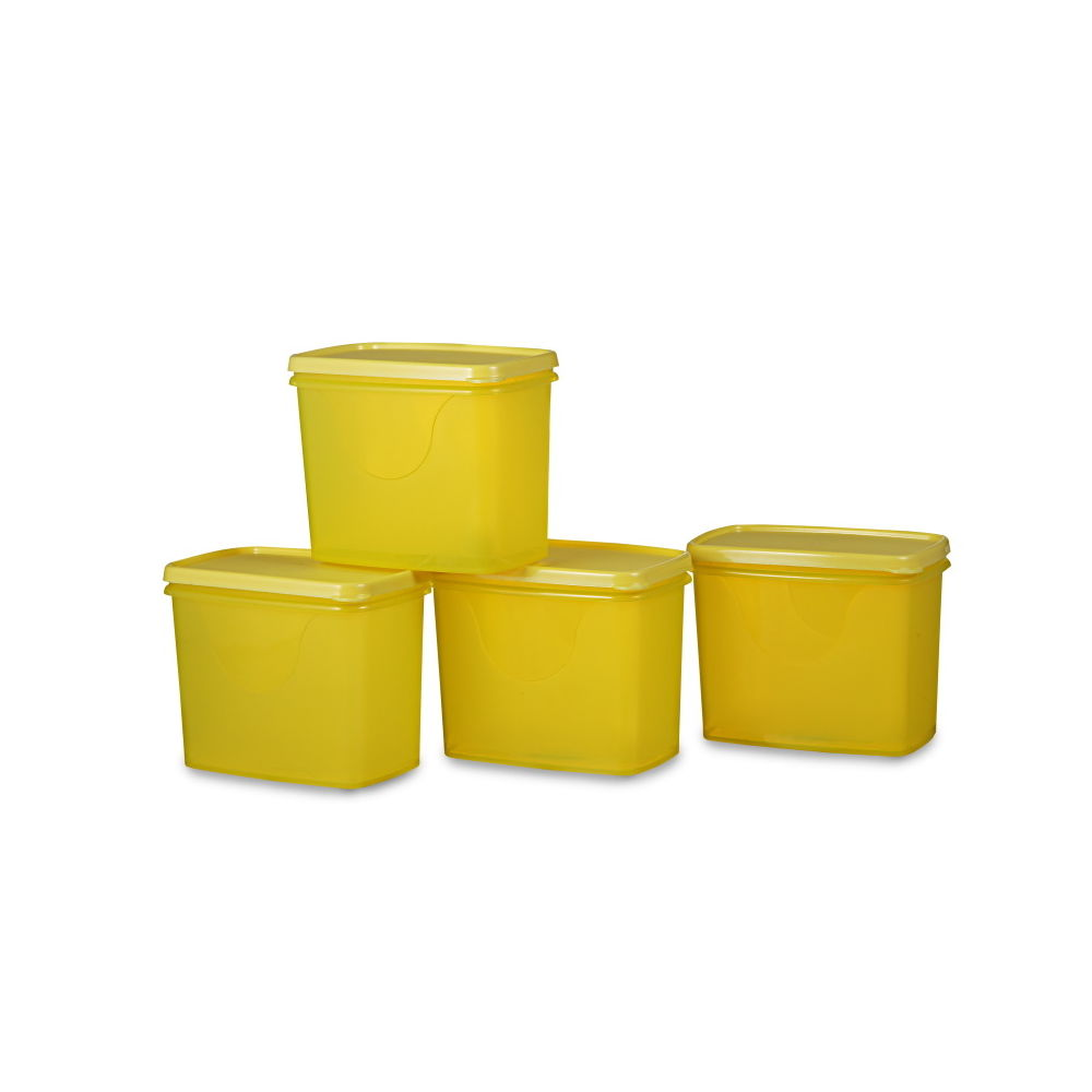 Sleek Container Set Set Of 4 Price Buy Sleek Container