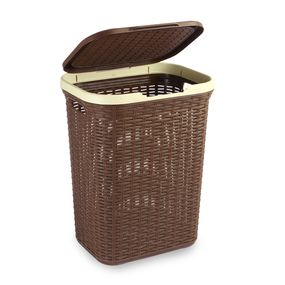 CRESTA BASKET 50 LTR, brown