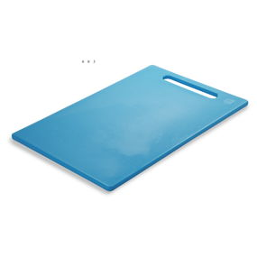 Chopping Board 41x27x1 cm,  blue