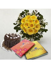 BAF Friendly Wishes 1 Kg Gift, Fixed Time Delivery...