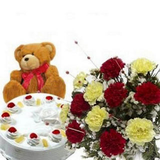 BAF Season Of Love 1 Kg Gift, Fixed Time Delivery