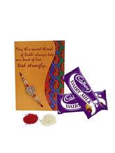 BAF Rakhi Cute Hamper Gift