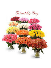 BAF Friendship Day-Entire Roses From Garden Gift