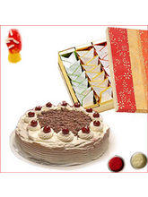 BAF Cake N Sweets 1 Kg Gift, Midnight Delivery