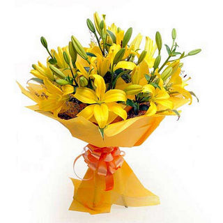 BAF Asiatic Lilies Gift, Free Shipping