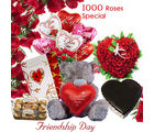 BAF Friendship Day-Friendship-1000 Roses Gift
