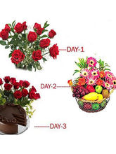 BAF 3 Days Of Happiness And Sweetness Gift, Free S...