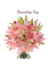 BAF Friendship Day-Lush Lilies Gift