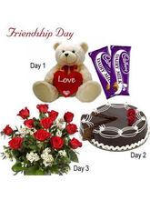 BAF Friendship Day-3 Days Valentine Serenades Gift...