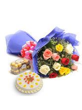 BAF Mix Love Hamper Gift, Midnight Delivery