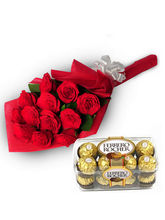 BAF Charming Roses For Celebrations Gift, Midnight...