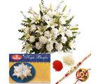 BAF Arrangement With Rakhi Gift