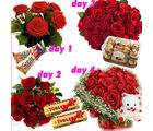 BAF 4 Days Everlasting Non Stop Love Gift, free shipping