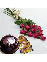 BAF Tasty Treat 1 Kg Gift, Midnight Delivery