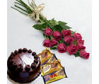 BAF Tasty Treat 500 gms Gift, midnight delivery