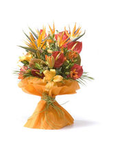 BAF Thank You Bouquet Gift, Midnight Delivery