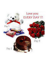 BAF Love You Everyday Gift, Free Shipping