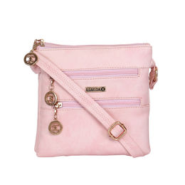 ESBEDA LADIES SLING BAG MA220716,  l pink