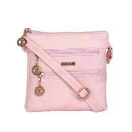 ESBEDA LADIES SLING BAG MA220716,  l pink
