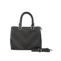 ESBEDA Ladies Handbag D1382-2,  black
