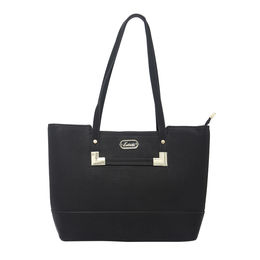 ESBEDA LADIES HANDBAG 18578,  black
