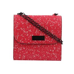 ESBEDA LADIES SLING BAG EB-002,  red-white