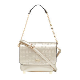 ESBEDA LADIES SLING BAG 18839,  gold